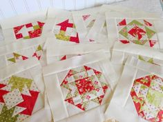 A Quilting Life - a quilt blog: Blogger Girls Block of the Month