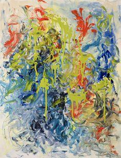 Esperas [e. LIX] - Tássia Bianchini  50 x 65 cm - oil on canvas