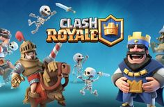 Download Clash Royale Latest Version 1.5.0 APK (September 2016 update)
