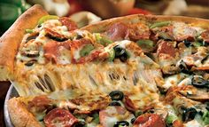 Groupon - One, Two, or Three Large Pizzaswith up to Five Toppings and Sidesat Papa John's (Up to 69% Off). Groupon deal price: $9.99