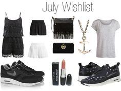 July Wishlist