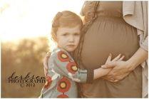 Sweet Maternity pose