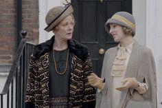 Cool Aunt Rosamund. Screengrabs: PBS/Masterpiece