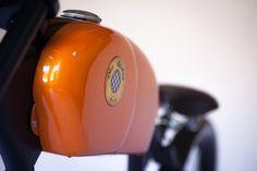 OTOR E-Bike // Visit www.ventastic-e.com Electric, Bicycle, Bike, Custom, Design, Fiets, Vintage, Retro.