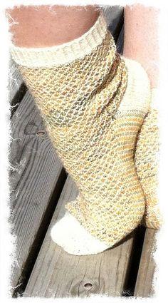 Broken seed stitch by HandePande