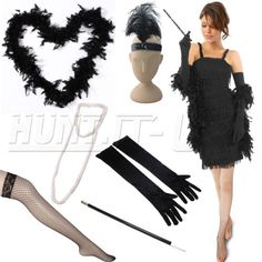 Gatsby Look, Gatsby Girl, Gatsby Theme, Gatsby Party, Flapper Costume Diy, Costume Gatsby, Dress Up Costumes, Girl Costumes, Charleston Costume
