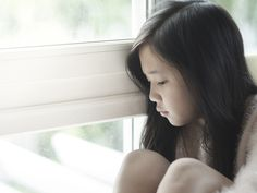 Depression is common in children with ADHD. If you have a sad child with attention deficit disorder, it could be a comorbid diagnosis. Here, medication and treatment. Fighting Depression, Dealing With Depression, How To Treat Anxiety, Deal With Anxiety, Sad Child, Sad Girl, Attention Deficit Disorder, Gaslighting, Anxiety In Children