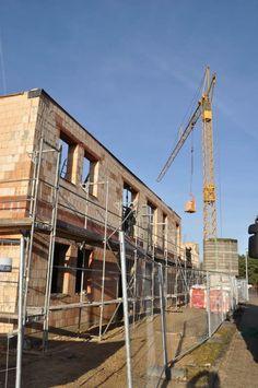 Grabow: Kita-Neubau wächst in die Höhe | svz.de