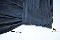Easy Maxi Skirt Pattern and Tutorial, I like the waist I want to wear these all summer long,