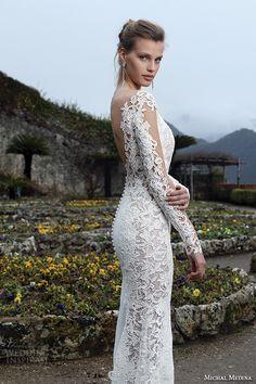Michal Medina Bridal Spring 2016 Couture Wedding Dresses   Wedding Inspirasi