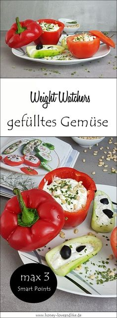 So einfach und schnell machst du gesundes Gemüse nach dem Weight Watchers Kochbuch. #WeightWatchers #WW #lowcarb