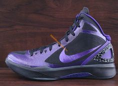 Buy Nike Zoom Hyperdunk 2011 Club Purple Black Club Purple 54138 500 for sale Nike Shoes Cheap, Nike Shoes Outlet, Cheap Nike, I Love My Shoes, Me Too Shoes, Nike Outfits, Nike Motivation, Nike Tights, Nike Headbands