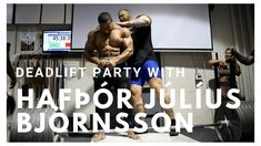 Larry Wheels & Thor Bjornsson Deadlift Party Fitness Goals, Fitness Tips, Fitness Motivation, Fun Workouts, At Home Workouts, Health Coach, Larry, Physique, Thor