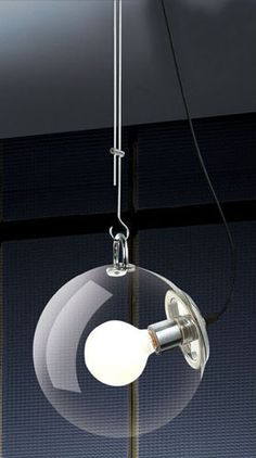 Choose suspension lighting for your house or apartment. Use it in bedrooms, bathrooms or kitchens. See more decor tips here: http://www.homedesignideas.eu/