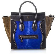 Celine Mini Luggage Tote Fall 2012.  Birthday gift to myself :-)