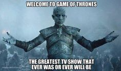 White Walkers Know.