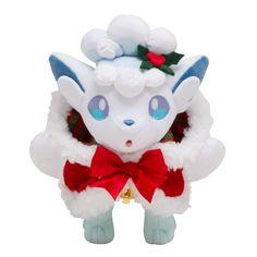 冬を楽しく盛り上げてくれるクリスマスグッズが、今年もポケモンセンターに登場! フード付きケープを羽織ったアローラロコンだよ。 同じシリーズの商品はこちらをチェック! ポケモンだいすきクラブで紹介ブログを公開中!