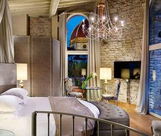 Best Hotels in Italy: Hotel Brunelleschi