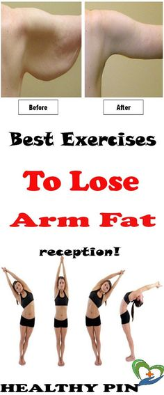 Best Exercises To Lose Arm Fat reception!
