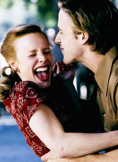The Notebook movie Nicholas Sparks Rachel McAdams Ryan Gosling Allie and Noah Just Girly Things, Things I Want, Girl Things, Nicholas Sparks, Eric Bana, This Is Your Life, Film Serie, Hopeless Romantic, Make Me Smile