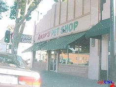 Andy's Pet Store - Old Fashioned Pet Store in San Jose - original location