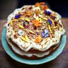 Jamie Oliver - Hummingbird Cake Too Pretty To Eat http://www.jamieoliver.com/recipes/recipe/hummingbird-cake/#8meop048okA2013W.97