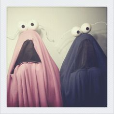 Yip Yip costumes #halloween #muppets