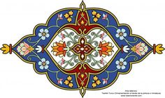 Arte islámico – Tazhib Turco | Galería de Arte Islámico y Fotografía