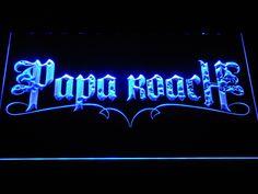 Papa Roach LED Neon Sign