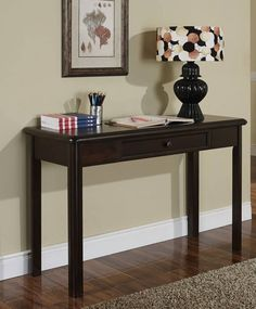 Canyon Ridge Youth Chestnut Hardwood Solids Veneer Desk