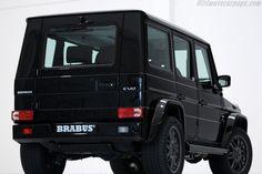 Brabus G V12 S BiTurbo - ultimatecarpage