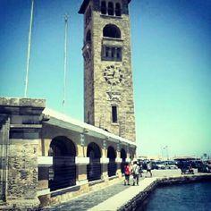 Greek islands clock rhodes