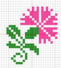 easy cross stitch patterns - Google Search