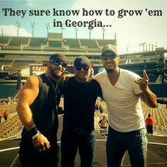 Mmmm Georgia Boys!