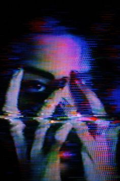#glitch #glitchy #glitchart #glitched #portrait #datamosh #corrupt #corrupted #imagery #scanlines #lowresolution