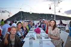 #TimeForBodrum #gototurkey #dinnerbythebeach #turkey