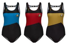 Pool Party and Prosper With This 'Star Trek' Swimsuit | Mental Floss
