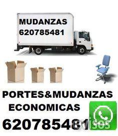 MUDANZAS PORTES ECONOMICOS 620785481 WHATSAP  Realizamos portes y mudanzas a: PISOS, CHALETS, oficinas,  ..  http://madrid-city.evisos.es/mudanzas-portes-economicos-620785481-whatsap-id-699887