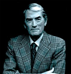 Gregory Peck wrote himself into our lives with his talent, his magnetism, his subtlety, his force, his intelligence, and thanks to his movies