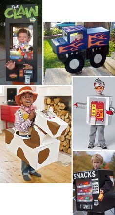 Handmade Halloween: 30 DIY Costume Ideas for Kids | designfinch.com
