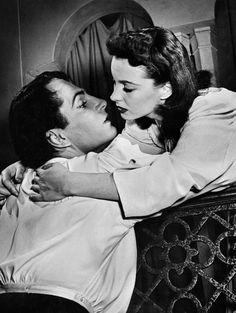 Laurence Olivier et Vivien Leigh.