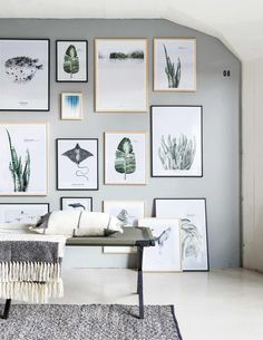 The purity of white is essential in interior design - PLANETE DECO a homes world Living Room Remodel, Living Room Paint, Home Living Room, Simple Living Room, Small Living Rooms, Rester Simple, Appartement Design, Artist Loft, Living Room Trends