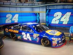 Awesome Looking Car @TeamHendrick @chaseelliott @NAPARacing
