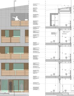 The project starts with a competition publicly announced by the Social Housing Institute based on a Detailed Plan for the residential expansion. This is a to...