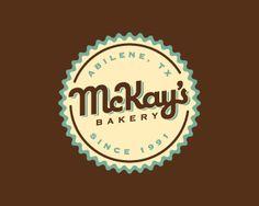 McKay's Bakery by bartodell - Food Logo - logopond.com