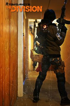 Agent Active - The DIVISION by EidolonFox