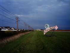 Joel Ross - Segnali stradali nella provincia americana