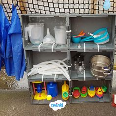 Water play area 💧 Perfect for outdoor play and discovery. Identify different areas of your water area with Twinkl's free display posters. Create a free Twinkl account to download. #waterarea #water #waterplay #outdoorlearning #teaching #teachingresources #twinkl #twinklresources #eyfs #earlyyearsteacher #school #freeteachingresources #freeresources #education