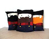 Lumber Jack Pillows