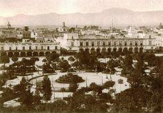 El Zócalo - 1913